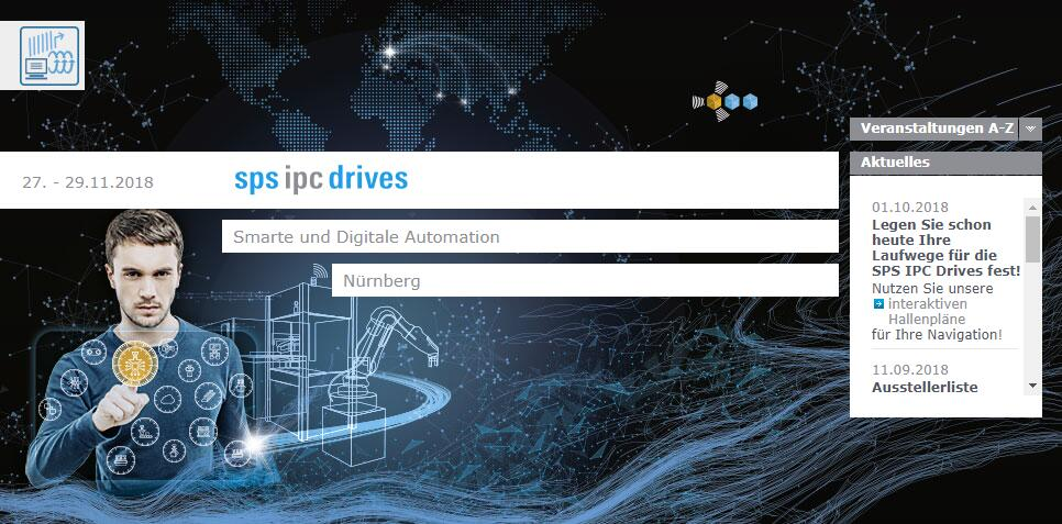 NICHIBO DC MOTOR Joined SPS IPC Drives 2018